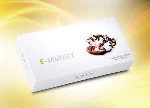 E-MUNITY (蕈菇)